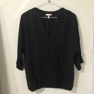 Joie Silk 3/4 Sleeve Blouse